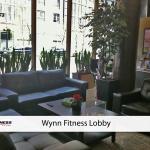 Wynn Fitness Lobby