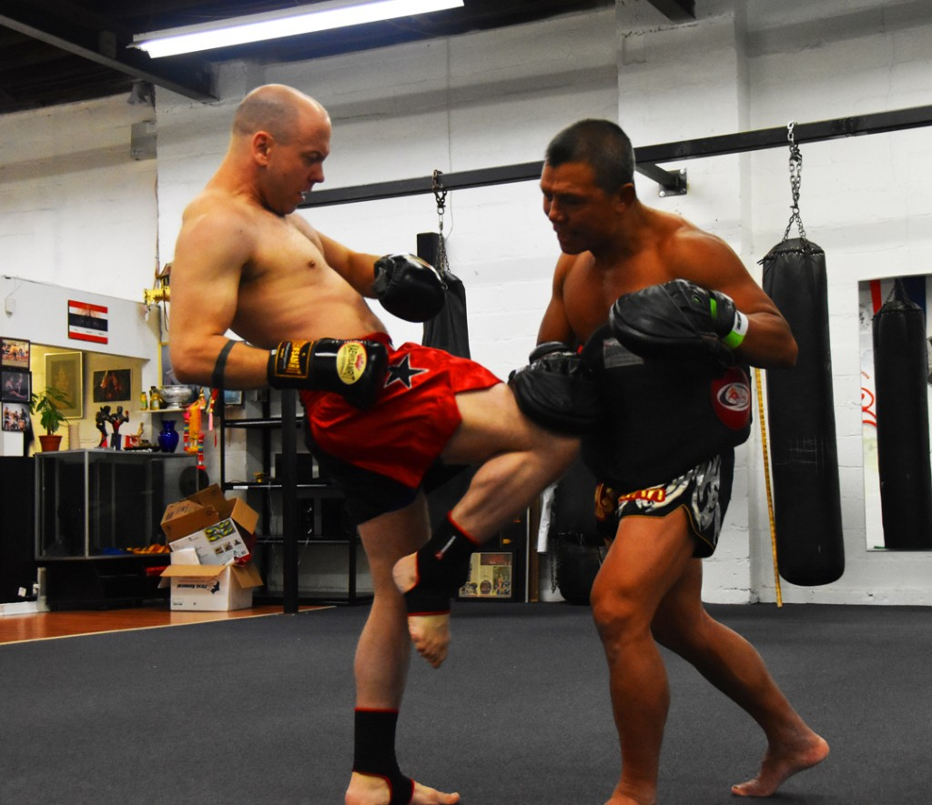 Toronto muay thai training centre