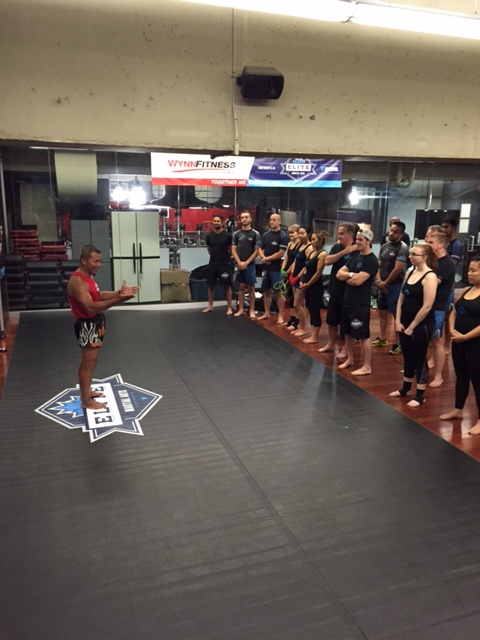 Muay Thai Seminar1